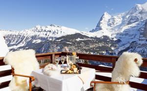 Eiger Swiss Quality Hotel In Murren Switzerland Best Rates - Hotel alpina murren switzerland