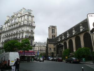 apart of paris le marais rue au maire in paris france. Black Bedroom Furniture Sets. Home Design Ideas