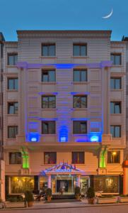 Hamidiye hotel istanbul from 33 lastminute com grand pamir for Grand pamir hotel