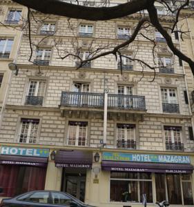 H Tel Mazagran In Paris France Best Rates Guaranteed