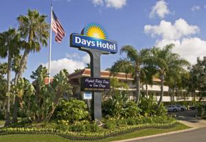 Days Hotel San Diego - Hotel Circle / near Sea World