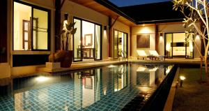 Two Villas Holiday Oriental Style Layan Beach photo