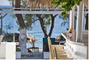 Alesahne Beach Hotel In Ri Greece