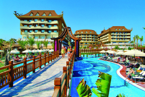 Royal Dragon Hotel in Side, Turkey - Best Rates Guaranteed | Lets ...