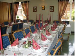 fredriksten festning restaurant