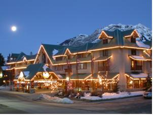 Banff Caribou Lodge and Spa in Banff, Canada - Best Rates ...