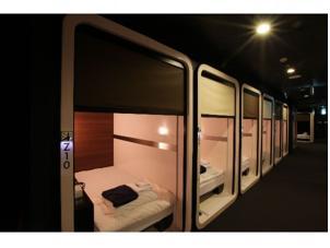 First cabin akihabara en tokio japan mejores precios for Cabin hotel tokyo