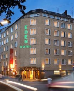 City Hotel Hamburg Ellmenreichstr