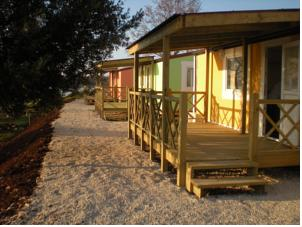 Mobile Homes Laguna - Naturist Fkk Camping Ulika, Porec