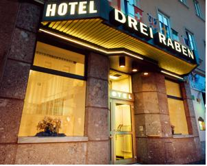 hotel drei raben in graz austria best rates guaranteed lets book hotel. Black Bedroom Furniture Sets. Home Design Ideas