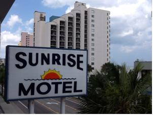 Sunfun Sunrise Motel Myrtle Beach Reviews