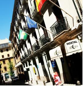 Arteaga hostal ba os arabes elvira in granada spain best rates guaranteed lets book hotel - Banos arabes elvira ...