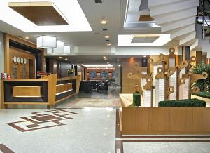 just 150 metres from taksim square and taksim metro station this centrally located hotel is renovated in 2016 marble hotel offers comfortable rooms with
