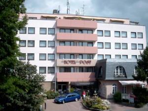 Top Hotel Post Frankfurt Airport Adresse