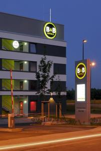 Bb Hotel Dusseldorf Airport