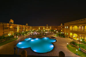 Desert Tulip Hotel Resort