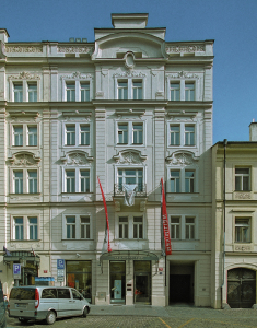 Maximilian hotel in prague czech republic best rates for Hotel reservation in prague