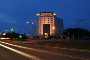 Hotel Bobycentrum and Casino