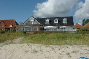 Lodge am Meer