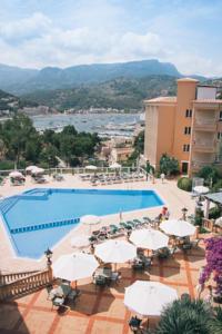 bikini island mountain hotel port de soller in port de. Black Bedroom Furniture Sets. Home Design Ideas