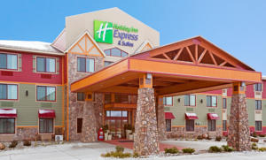 Holiday Inn Express Mountain Iron-Virginia