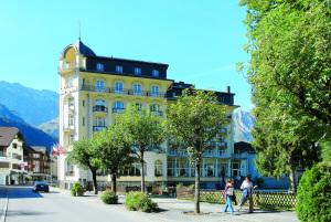 Europ 228 Ischer Hof Hotel Europe In Engelberg Switzerland