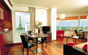 Appart Hotel Paris Adagio