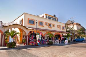 Hotel Meson De Mita Photos