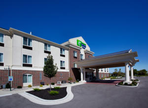 Holiday Inn Express Hotel & Suites Portland