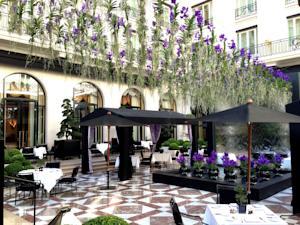 reservation hôtel georges 5 paris