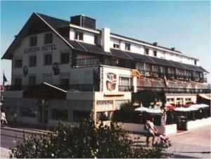 Hotel europa bredene