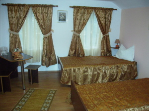 Pension Mures