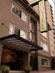 hotel kitchenettes vancouver