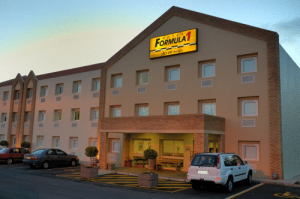 Hotel formula 1 capetown foreshore in cape town south for Booking formule 1 hotel