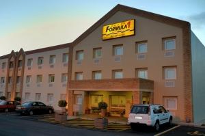 johannesburg formule 1 hotel: