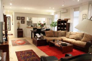 Apartamentos mv santo domingo en madrid spain mejores for Apartamentos sencillos y bonitos