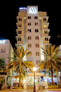 Marseilles Beachfront Hotel In Miami Beach Usa Best