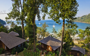 Bunga Raya Island Resort & Spa