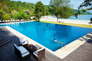 Bunga Raya Island Resort & Spa photo