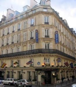 hotel best western aida opera en paris: