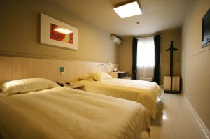 JJ Inns - Beijing Olympic Village Datun Road photo