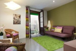 Lodging Apartments Ramblas