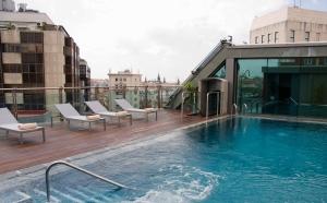 Mercure Madrid Santo Domingo In Madrid Spain Best Rates