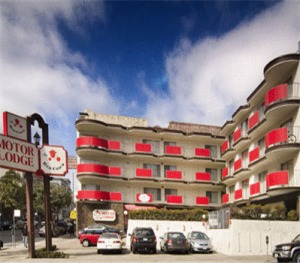 red coach motor lodge in san francisco usa best rates