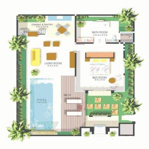 Bhavana Private Villas In Seminyak Indonesia Lets Book Hotel