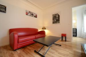 Saint Germain Luxembourg Apartment