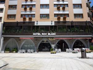 Roc Blanc Spa A Andorre La Vieille Andorra Lets Book Hotel
