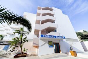 Apartamentos tropical garden in ibiza town spain best rates guaranteed lets book hotel - Apartamentos tropical garden ...