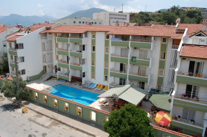 Olive Apartments in Marmaris, Turkey - Lets Book Hotel