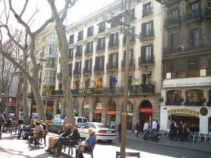 Hotel lloret ramblas barcelone spain meilleurs tarif for Las ramblas hotel barcelona